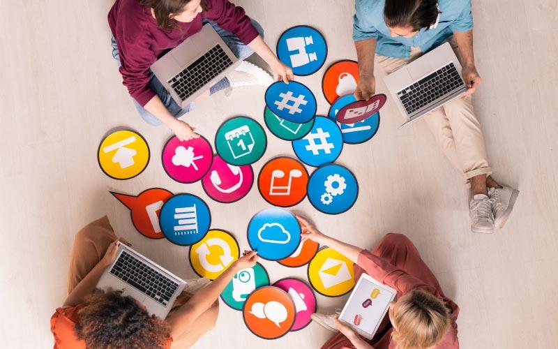 <p>O que é <strong>marketing digital?</strong></p>
